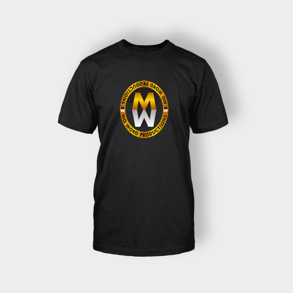 Mo Word Logo T-Shirt